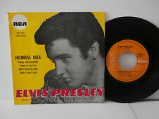 "elvis presley""jailhouse rock""ep7""fr-du=03/1970.rca victor:86298.label orange+++"