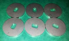Dellorto DRLA 36/40/45/48 DHLA 2mm Spindle Spacer Washer Stainless Steel 6 Pack