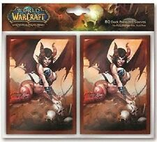 Succubus Card Sleeves Protectors - 80 Count - World of Warcraft, Magic Gathering