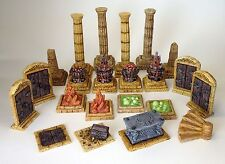 Dungeon Designer Set, resin models for Fantasy Roleplaying, Dungeons & Dragons