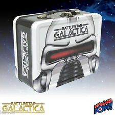 Battlestar Galactica Original Series Cylon Tin Tote / Lunchbox Retro - NEW