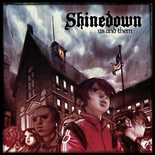 Us and Them by Shinedown CD Shed Some Light Beyond The Sun Atmosphere Dream Rock