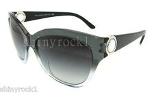 Authentic BVLGARI Grey Fade Moonstone Sunglasses BV 8121H - 52828G *NEW*