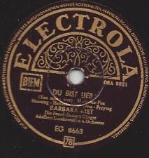 Barbara Kist singt Doris Day : Que Sera, Sera - Was kann schöner sein?