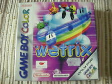 GAMEBOY COLOR/ ADVANCE WETRIX JUEGO DE PUZZLES EN BUEN ESTADO