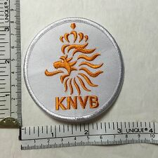Netherlands Football Soccer Jersey patch Holland KNVB Royal Dutch badge Jersey