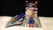 LEGO Space Cruiser And Moonbase 928 USA (487-1) classic vintage + instructions