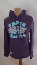 sweat Superdry Violet Taille S à - 48%