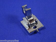 INVISIBLE ZIP, ZIPPER FOOT SCREW ON WORKS ON TOYOTA~BROTHER~SINGER~SILVER