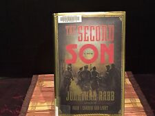 The Second Son Rabb, Jonathan 2011 First Edition Hardcover w/ Dust Jacket