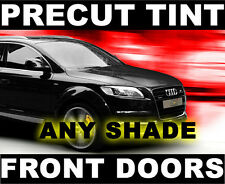 Chevy S-10 Ext Cab 82-93 Front PreCut Tint-Any Shade
