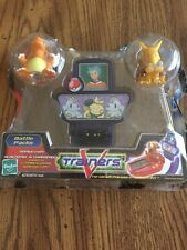 Pokemon V Trainers Choice,2 Figure Battle Pack Alakazam,Charizard 2004 ,Go