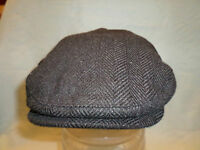 1900,S 1920,S PEAKED PEAK VICTORIAN EDWARDIAN PEAKY BLINDERS FLAT CAP