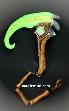 League of Legends - Thresh - Scythe Weapon Handmade Sculpture