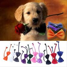 10PCS New Lovely Cute Bow Tie For Dog Cat Pet Necktie Neck Collar  BEST