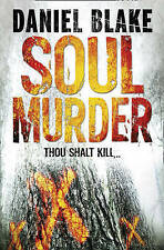 Soul Murder, Daniel Blake, New condition, Book