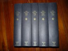 The Equinox Vol. 1 Numbers I to X Mandrake Press 5 volumes Aleister Crowley