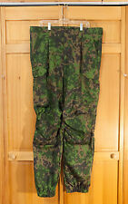 New Production Särmä TST Finnish M05 Camo Trousers, Size XLarge