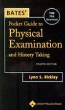 Bates' Pocket Guide to Physical Examination and History Taking by Bickley, Lynn