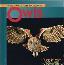 Welcome to the World of Owls-ExLibrary