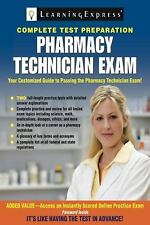 Pharmacy Technician Exam, LearningExpress LLC Editors, Acceptable Book