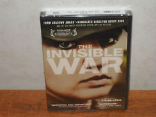 The Invisible War (DVD, 2012) Rape Inside the U.S. Military BRAND NEW SEALED!