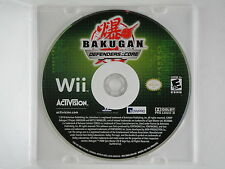 ¤ Bakugan: Defenders of the Core ¤ (Game Disc) GREAT Nintendo Wii