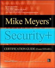 Mike Meyers' CompTIA Security+ Certification Guide (Exam SY0-401) (Certification