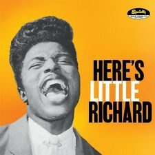 Here's Little Richard - Little Richard (2014, Vinyl NIEUW) Remastered