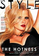 UK One Day STYLE Mag 03/08/2014 LARA STONE Fiction of ONE DIRECTION Fans @NEW@
