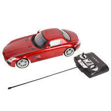 1/14 Scale Licensed Mercedes Benz SLS AMG Radio Remote Control RC Car Red New