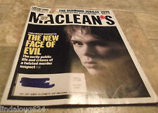 MACLEAN'S MAGAZINE JUN 18/12- Luka Magnotta, Diamond Jubilee VOL125, NO. 23