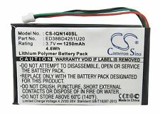 D38BD4251U20 GPS Battery for Garmin Nuvi 1400, 1450, 1450T, 1490, 1490T(1250mAh)