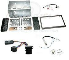 Connects2 Skoda Superb MK1 2001 - 2008 Complete Double Din Fitting Kit