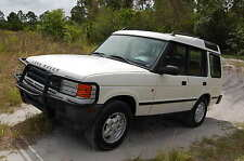 Land Rover: Discovery 4dr Sport Ut