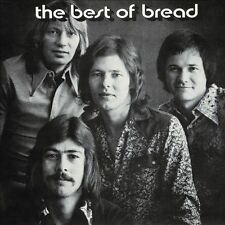 The Best of Bread by Bread (CD, Jun-2001, Rhino) Free Ship #HS75