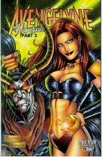 Avengelyne (Vol. 2) # 11A (The Possession part 2, Stinsman cover) (USA, 1997)