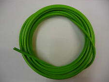 7 Metres of Green Outer Cable Housing Casing 5mm Mountain Bike Road BMX Kids