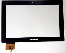 original For Lenovo IdeaTab yoga tablet S6000 S6000F H TOUCH SCREEN black color