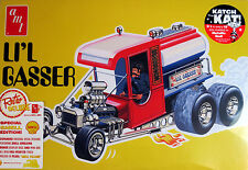AMT 1/25 Li'l Gasser Six Wheel Dragster Tanker Truck Shell Special Edition 999