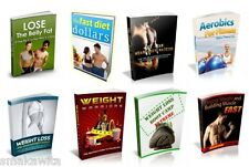 100 Weight Loss Fitness ebooks with Full Re-sell Rights ( PDF format)