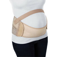 Pregnancy Maternity Pregnancy Back & Bump Support Belt Beige Colour.