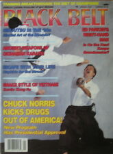 1/92 BLACK BELT MAGAZINE ED PARKER YUKI KODA KARATE KUNG FU MARTIAL ARTS