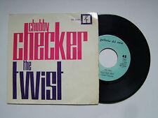 """CHUBBY CHECKER"""" the TWIST EP 4 brani disco 45 giri, GALLERIA DEL CORSO"""""""