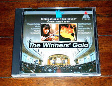 CD: International Tchaikovsky Competition 1990 Winners Gala / Import Japan RARE