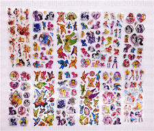 12pcs/lot 3D Action Kids Scrapbooking & Paper Crafts Stickers lot -kids gift