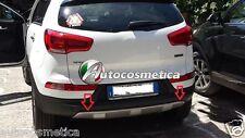 Kia Sportage 2011-2015 protezione paraurti posteriore modello europa sottoscocca
