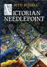 Russell, Beth VICTORIAN NEEDLEPOINT Hardback BOOK