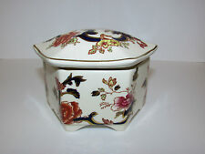 Vintage Collectable Mason's Ironstone Mandalay Trinket