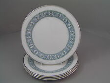 ROYAL DOULTON COUNTERPOINT SIDE PLATE x 4.